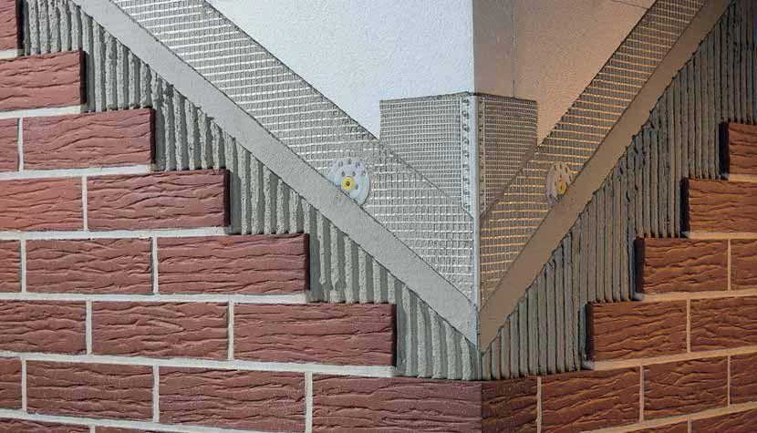 Технология укладки фасадных термопанелей на стены дома
