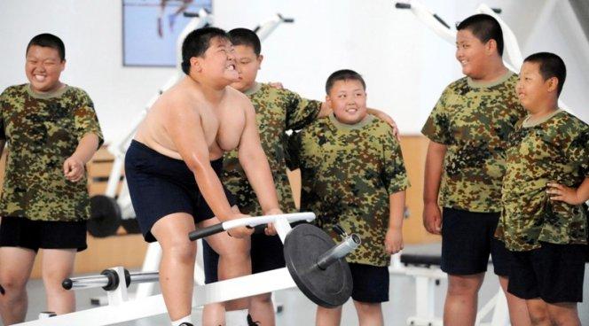 Почему китайцы не страдают от ожирения