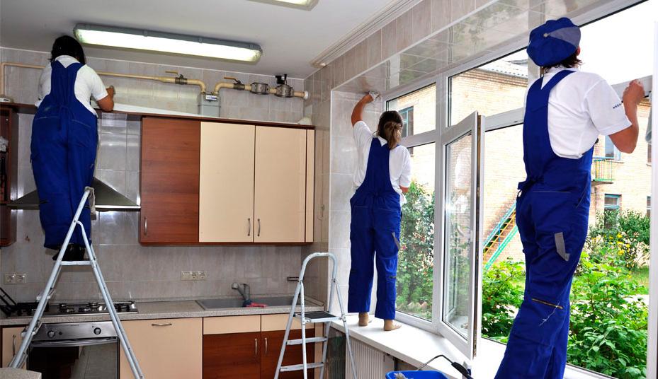 Генеральная уборка квартиры: вызов исполнителя Юду