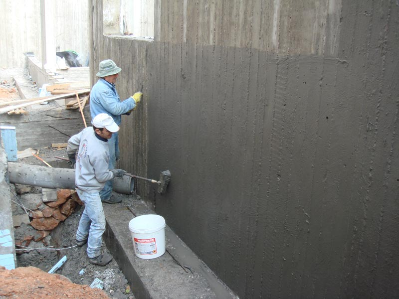 Что нужно знать о гидроизоляции бетона?