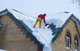 Рассчитать нагрузку снега на крышу