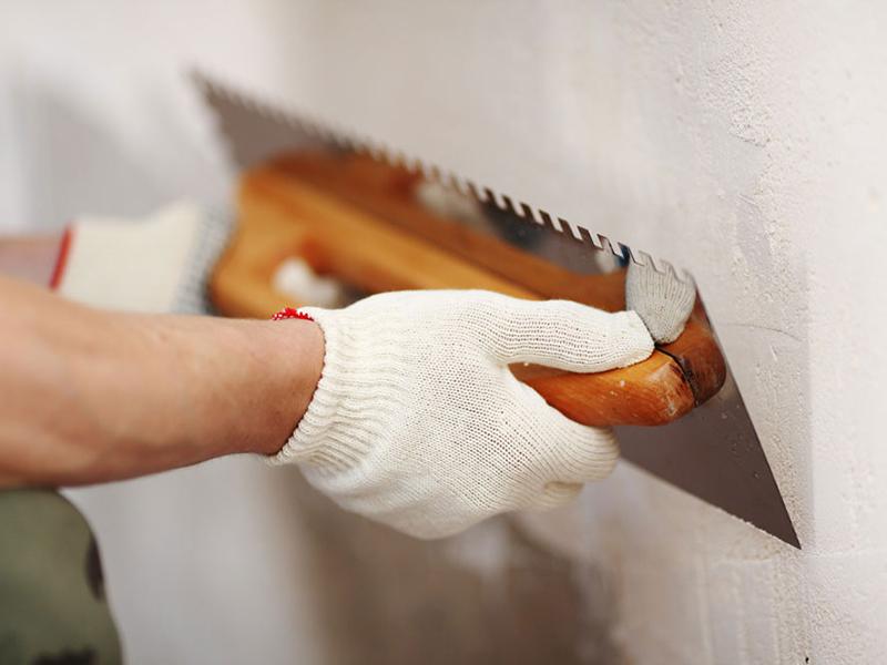 Методы выравнивания стен с помощью современных материалов