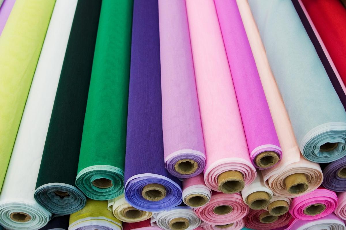 Приобретаем ткани оптом —  отличная идея для вашего бизнеса