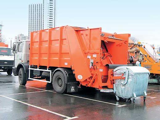 Кто отвечает за вывоз мусора в Москве