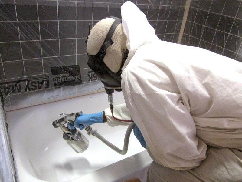 Как самостоятельно восстановить старую ванну