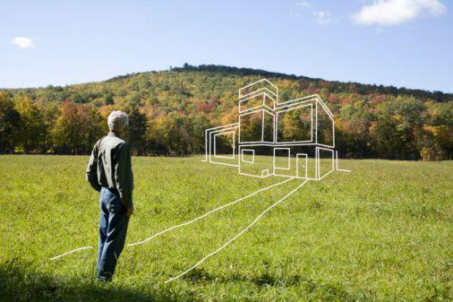 Как подготовить участок под постройку дома