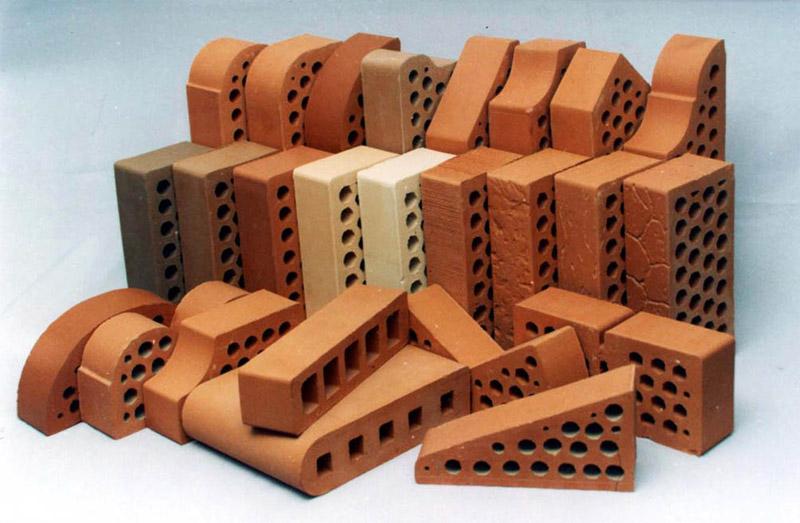 Виды кирпича для строительства и облицовки
