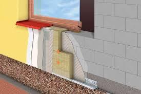 Правила утепления стен