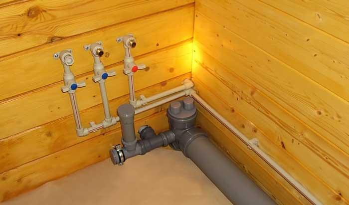 Внутренняя канализация в доме