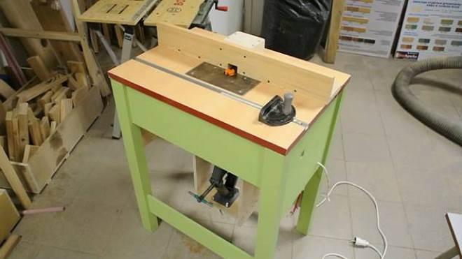 Стол для фрезерного станка