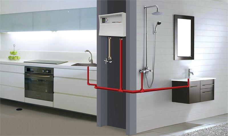 Как выбрать проточный водонагреватель для квартиры
