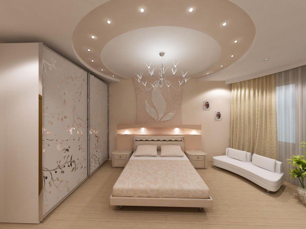 Многоуровневый потолок из гипсокартона: стильно, практично и современно