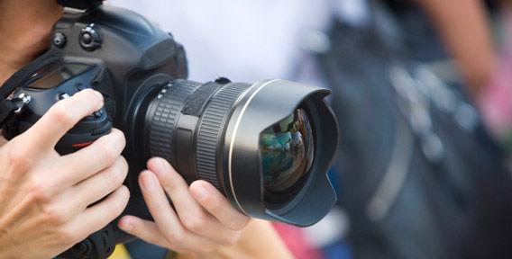 Опытные фотографы для фотосъемки праздничных мероприятий от компании YouDo от 300 рублей