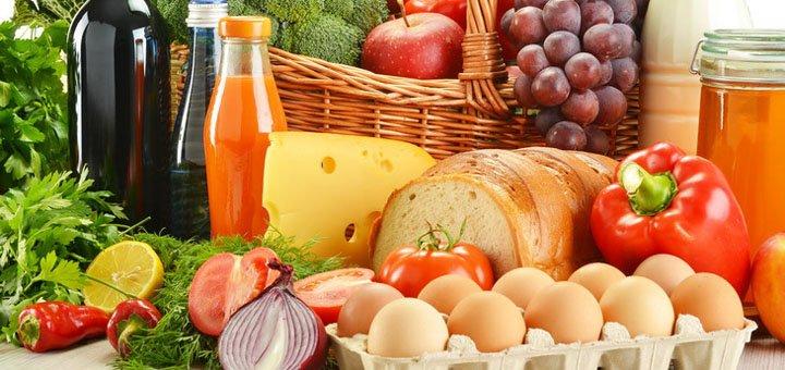 Покупка еды в Интернете — легко и удобно