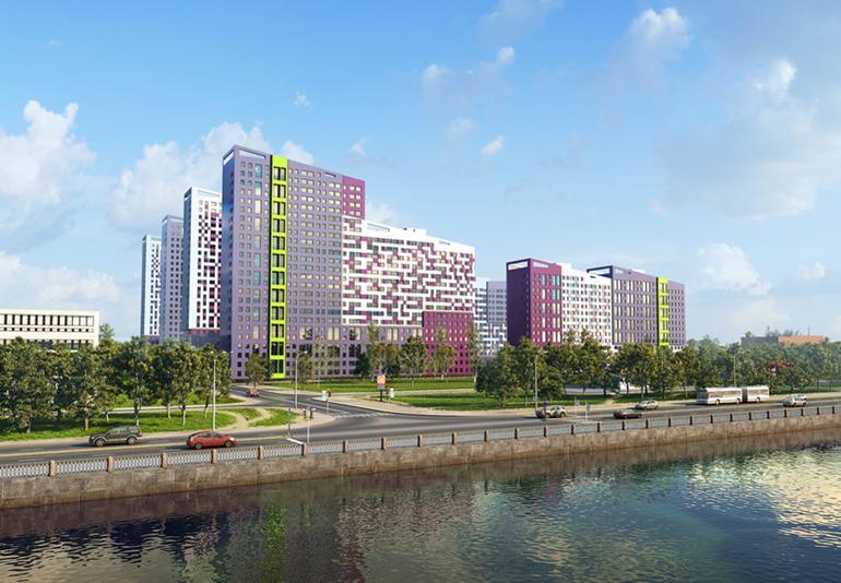 Экспериментальный жилой комплекс Санкт-Петербурга