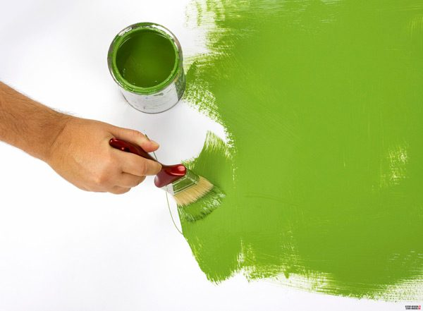Как подобрать латексную краску