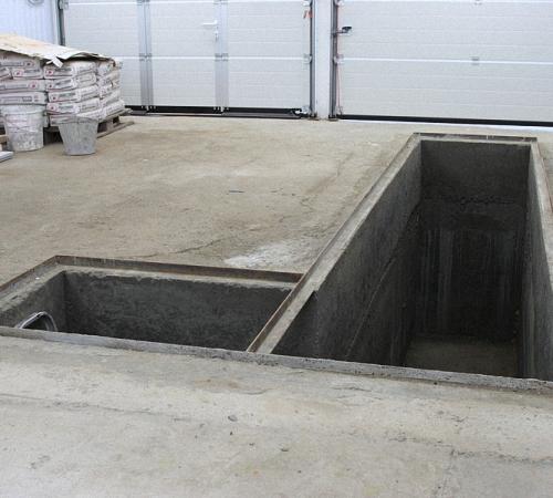 Материалы для гидроизоляции смотровой ямы