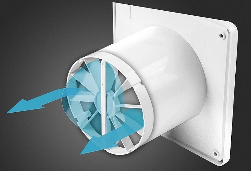 Как выбрать вентилятор в ванную комнату