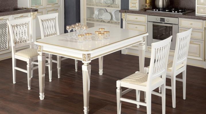Трапеза со стилем: как подобрать хороший кухонный стол