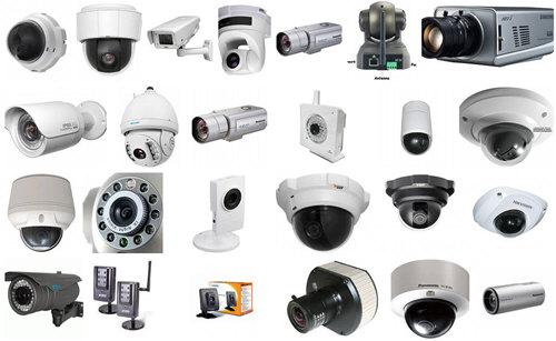 Видеонаблюдение. Какие есть видеокамеры?