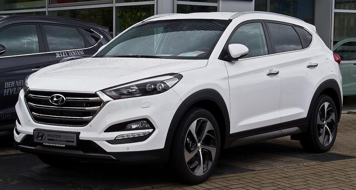 Hyundai — Tucson и Santa Fe Premium – обзор кроссоверов