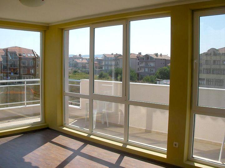 Пластиковые окна в жилые квартиры