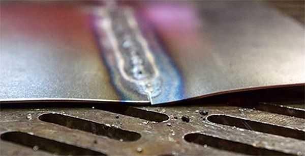 Сварка металла с помощью газового оборудования