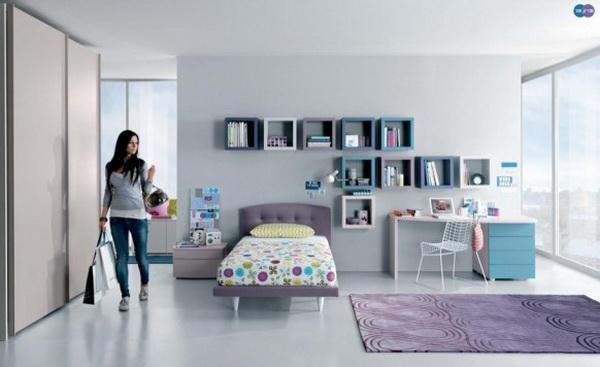 Как обустроить комнату для подростка
