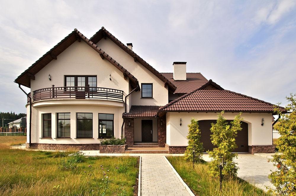 Строим загородный дом!