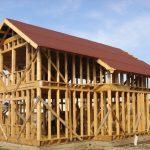 Каркасный дом по финской технологии строительства
