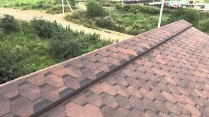 Вентилируемый конек крыши