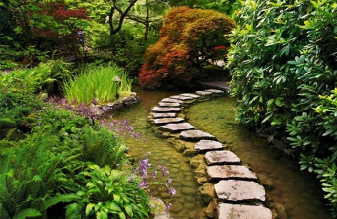 Какой материал выбрать для садовых дорожек
