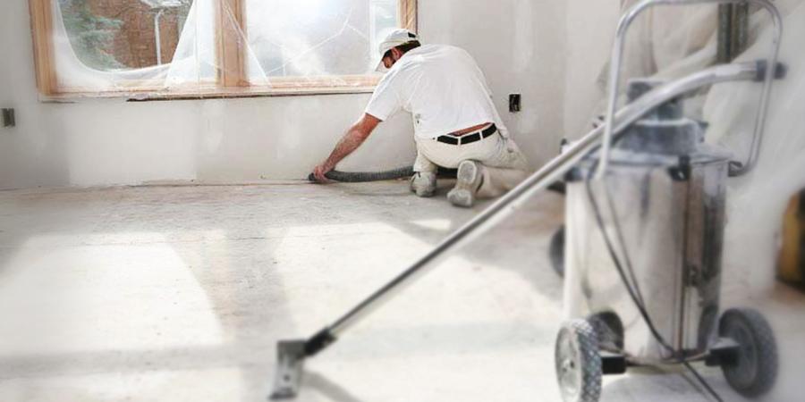 Как провести профессиональную уборку после ремонта