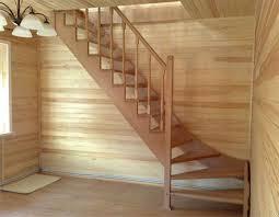 Расчёты лестницы на второй этаж
