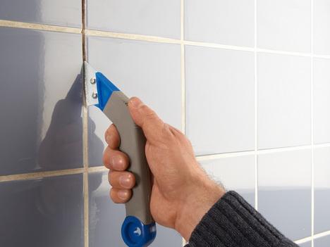 Как укрепить швы между плитками?