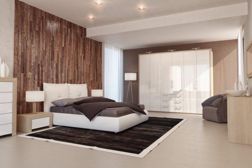 Как организовать спальню в стиле модерн?