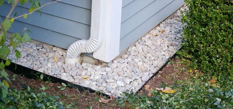 Роль фундамента в постройке дома и постройка дренажной системы