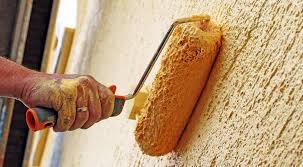 Подготовка стен к нанесению декоративной штукатурки
