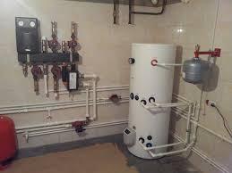 Монтаж системы водяного отопления