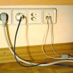 Основные способы монтажа электропроводки в жилом помещении