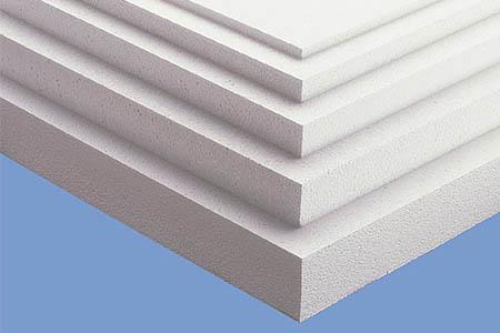 Полистирол как основной материал для строительства