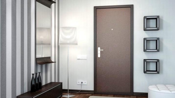 Металлические двери: критерии выбора