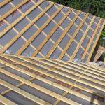 Как создается обрешетка крыши под металлопрофиль