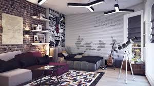 Как оформить комнату для мальчика-подростка в стиле лофт?