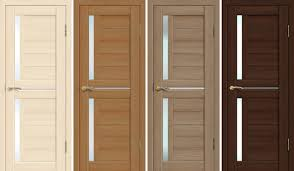 Установка дверей из экошпона