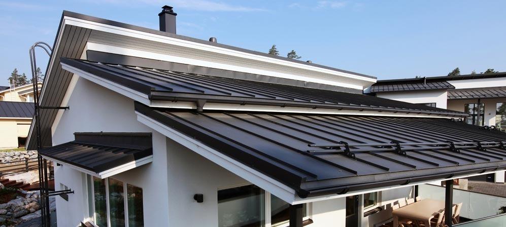 Металлическая крыша