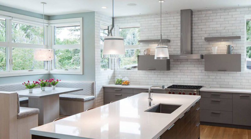 Что надо учесть при ремонте кухни