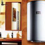 Установка электрического накопительного водонагревателя