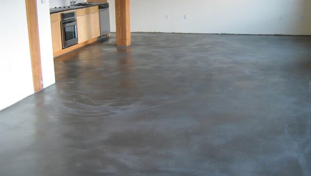 Варианты заливки бетонных полов