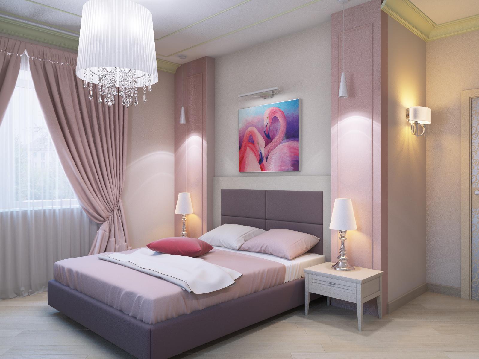 Как создать индивидуальный дизайн интерьера спальни